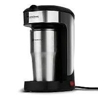 Кофемашина эспрессо под давлением с кружкой TurboTronic, фото 1