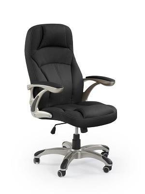 Компьютерное кресло CARLOS (черный) (Halmar)