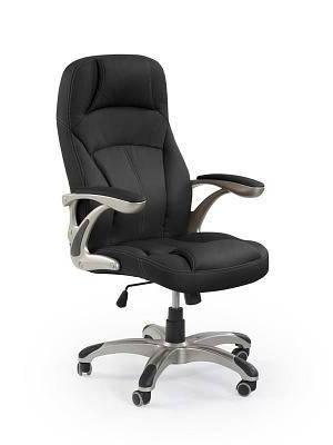 Компьютерное кресло CARLOS (черный) (Halmar), фото 2
