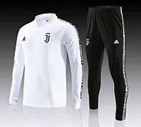Тренировочный костюм Juventus белый 2019-2020, фото 1