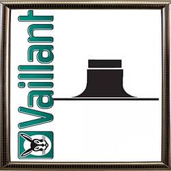 Манжета для наклонной крыши гибкая Vaillant (черный цвет)