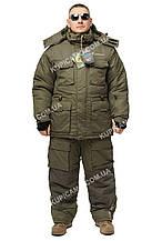 Зимний костюм для рыбалки и охоты Nova Tour -30 Хаки