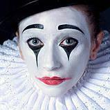 MEHRON Грим для клоуна экстра белый Clown White Large, 200 г, фото 3