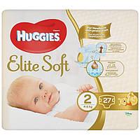 Подгузник Huggies Elite Soft 2 Small 27 шт (5029053545486)