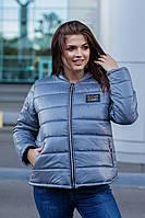 Куртка женская тёплая  батал в расцветках  51144, фото 1