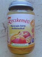 Кечкемет Персик Маракуя  190г-детское питание