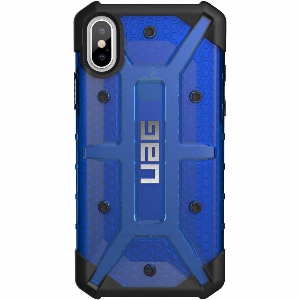 Чехол для моб. телефона UAG iPhone X Plasma Cobalt (IPHX-L-CB)