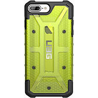 Чехол для моб. телефона UAG iPhone 8/7/6S Plus Plasma Citron (IPH8/7PLS-L-CT), фото 1