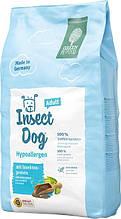 Green Petfood Insect Dog Hypoallergen сухой гипоаллергенный корм для взрослых собак 4.5 кг