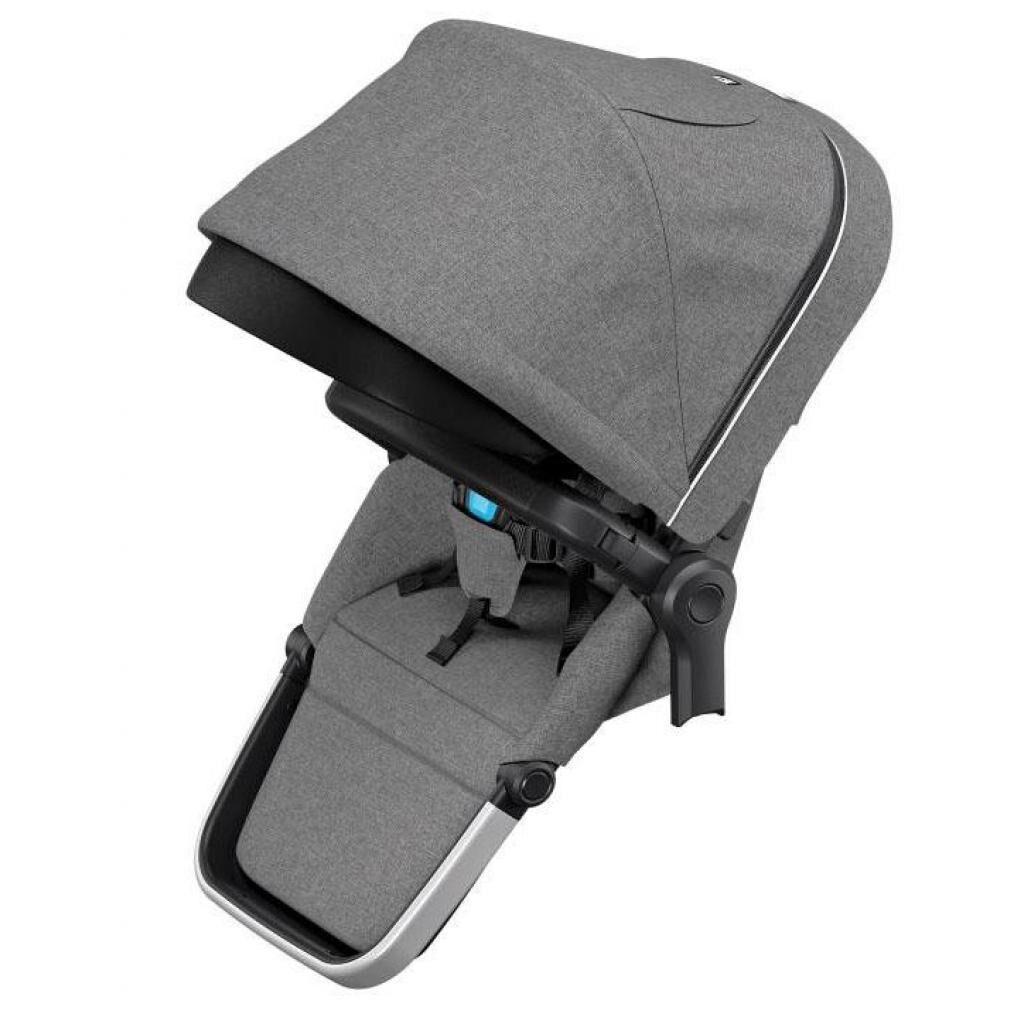 Прогулочный блок Thule Sleek Sibling Seat Grey Melange (TH11000200), фото 1