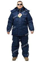 Зимний костюм для рыбалки и охоты Nova Tour -30 Синий