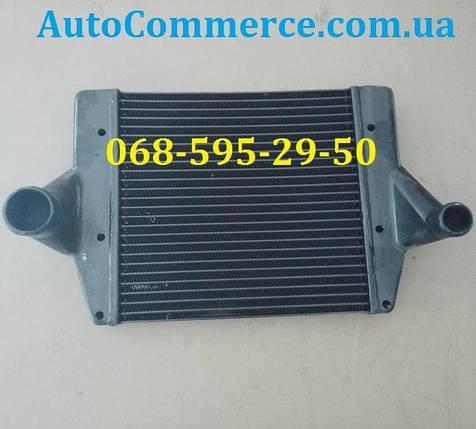 Радиатор (Интеркулер) FAW 1031, FAW 1041, 1047 (ФАВ 1031, ФАВ 1041), фото 2