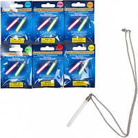 """От 10 шт. Неоновая палочка """"Кулон"""" 300807/12-38 купить оптом в интернет магазине От 10 шт."""