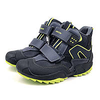 Демисезонные ботинки на мальчика Geox (Италия) р 31