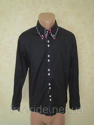 Стильная рубашка с длинным рукавом GRSM (L) by Carisma, фото 2
