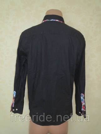 Стильна сорочка з довгим рукавом GRSM (L) by Carisma, фото 2