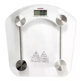 Электронные цифровые Весы напольные Квадратные MATARIX электронные Стеклянные до 150кг для Дома Аккумуляторные