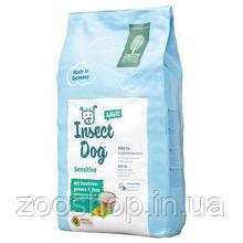 Green Petfood Insect Dog Sensitive сухой корм для взрослых собак с чувствительным пищеварением 10 кг