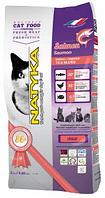Корм Natyka Cats Adult с лососем для взрослых кошек всех пород 2 кг