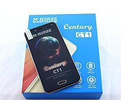 "Моб. Телефон CT1 5.0"" / Sam / face id/ Android gold silver (100) в уп. 100шт."