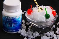 Искусственный снег, растущий в воде, для декора и украшения поделок в зимней тематике,  50гр.