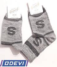 Жіночі вовняні шкарпетки фірми Elegant 23-25 розмір