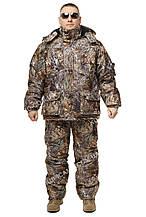 """Зимовий костюм для рибалок і мисливців """"грізлі"""" -30 """"Лісова галявина"""""""