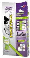 Корм Natyka Cats Sterillized для стерилизованных взрослых кошек всех пород 2 кг