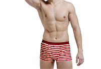 Набор мужских трусов 4шт боксеры с принтом, фото 2
