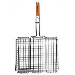 Решетка для барбекю Скаут  40х30 см h7 см метал (0706 Скаут)