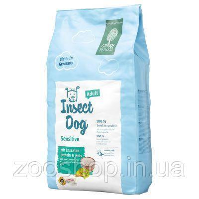 Green Petfood Insect Dog Sensitive сухой корм для взрослых собак с чувствительным пищеварением 4.5 кг, фото 2