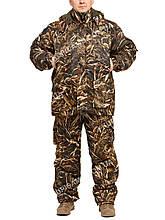 """Зимовий костюм для рибалок і мисливців """"грізлі"""" -30 """"Коричневий Очерет"""""""