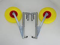 Транцевые колеса КТ270 STR AVT-Poly, фото 1