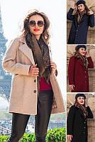 Короткое пальто - пиджак