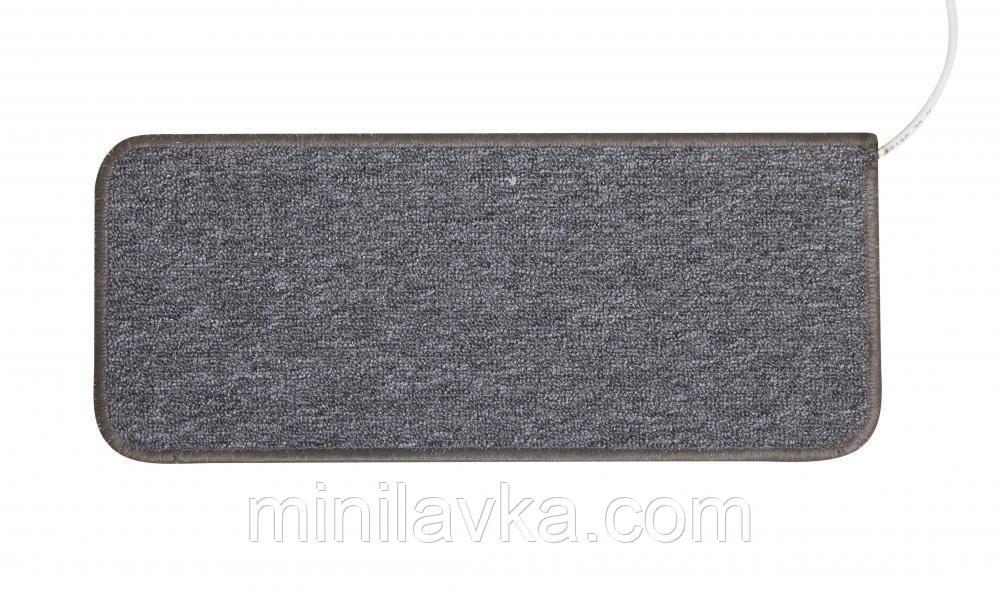 Коврик с подогревом SolraY CG5323 53 x 23 cм серый