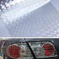 Защитная пленка для авто фар Кошачий глаз Прозрачная 100x30 см, фото 1