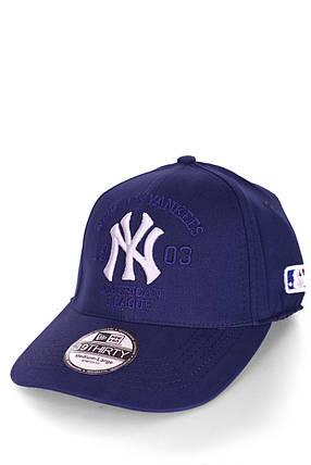 Бейсболка фулка Flexfit New York Yankees 56-58 см (184-20), фото 2