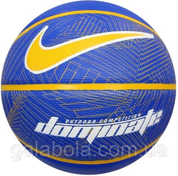 Мяч баскетбольный NIKE DOMINATE N000116543707 (размер 7)