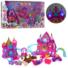 Кукольный замок 1206I,свет,звук
