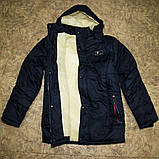 Куртка мужская зимняя на на овчине р.48, фото 2