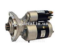 Стартер редукторный 12 В, 2,8 кВт усиленный  job  для двигателей МТЗ-80, ЮМЗ-6, Т 16, Т 25, Т 40, погрузчики