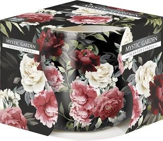 Свеча ароматическая Bispol мистический сад 7 см (sn71s-50)