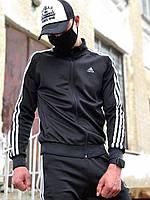 Мастерка мужская в стиле Adidas Thre line