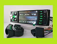 "Автомагнитола Pioneer 4020 CRB Bluetooth - 4,1"" LCD TFT USB+SD DIVX/MP4/MP3 + ПУЛЬТ НА РУЛЬ"