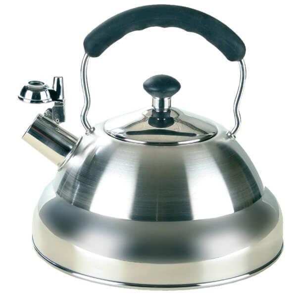 Чайник со свистком Maestro  2,5л нержавейка (1335 MR)