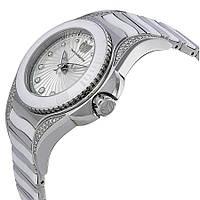 Женские часы Technomarine 213003 Blue Manta Ceramic Diamond, фото 1