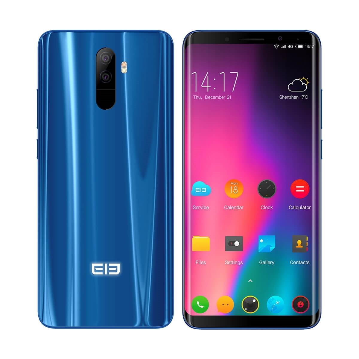 Смартфон Elephone U 6/128Gb AMOLED .