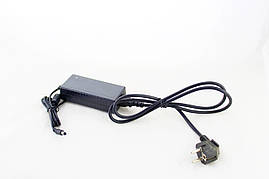Адаптер 12V 6A Пластик + кабель (роз'єм 5.5*2.5 mm) (50) в уп. 50шт.