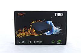 SMART TV T96X 1gb\8gb S905W Смарт-приставка(20)