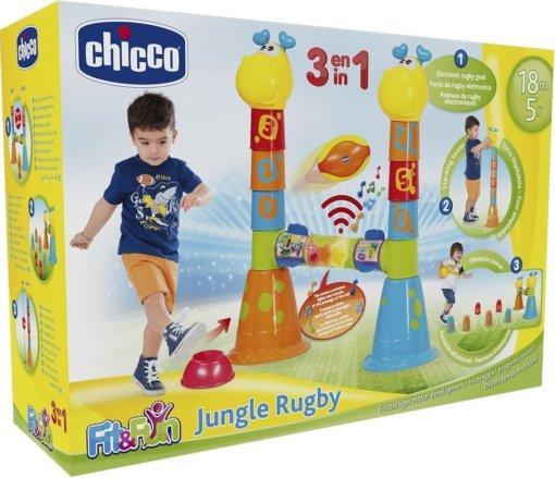 Игровой центр «Регби» Fit&Fun 53179 Chicco